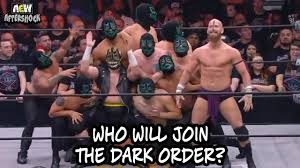 Who will join The Dark Order